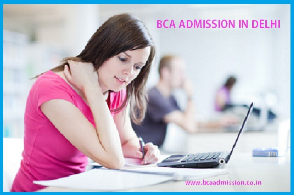 bca admission in delhi